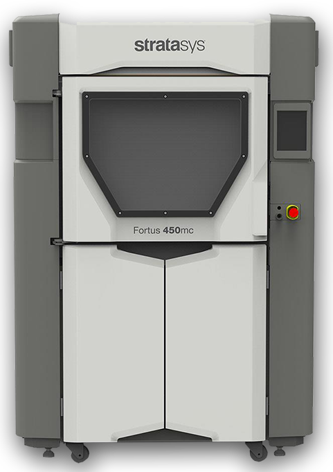 Stratasys Fortus 450mc