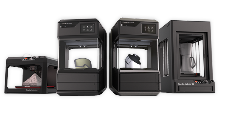 MakerBot Printers Family