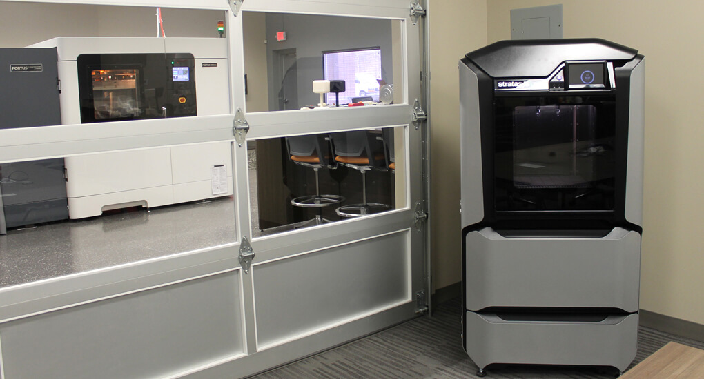 New Stratasys F370 Added To Our Tekcenter Advancedtek