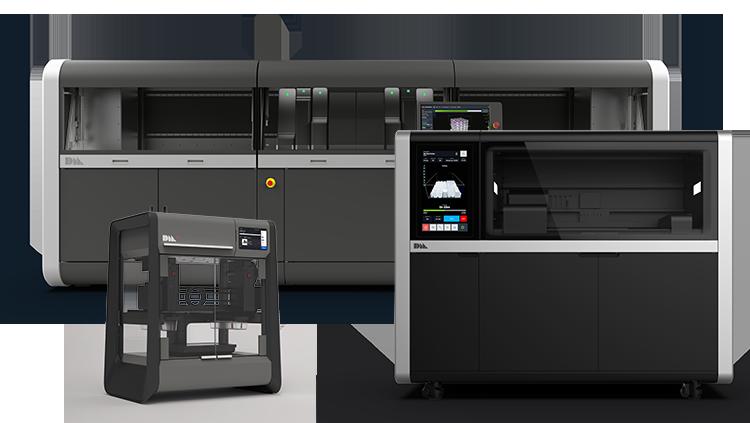 Desktop Metal Studio System, Production System and Shop