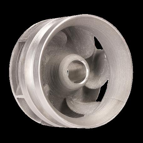 Production BMW Water Wheel 17-4 PH
