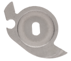 Production Seat Belt Pulley 17-4 PH