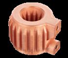 Studio Copper Helical Heat Exchanger