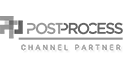 PostProcess Channel Partner