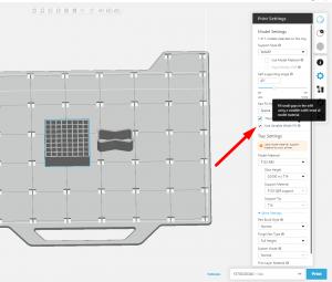 GrabCAD Print Variable Width Fill