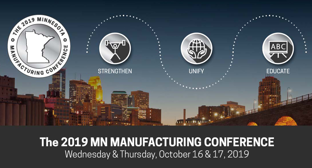 2019 Minnesota Manufacturing Conference
