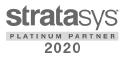 Stratasys Platinum Partner 2020