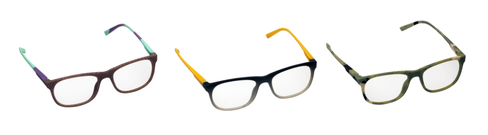 Glasses Group prototypes