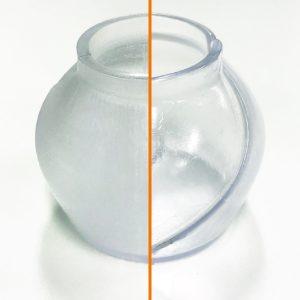 SLA Bottle, Before & After