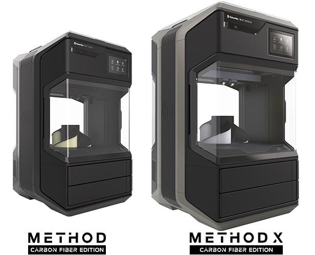 MakerBot METHOD CF and METHOD X CF