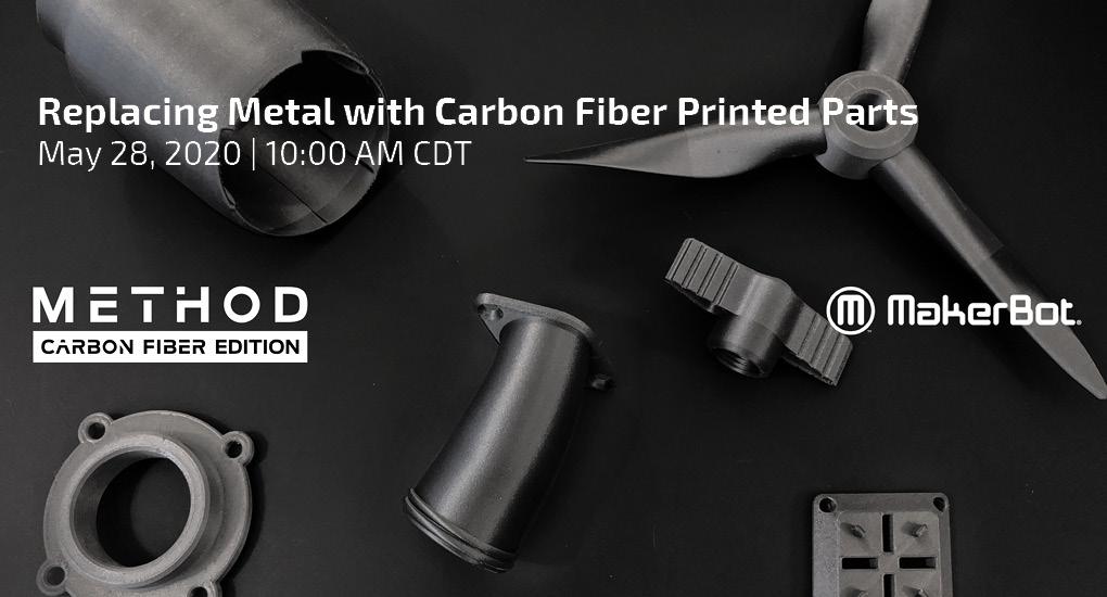 MakerBot METHOD Carbon Fiber Webinar