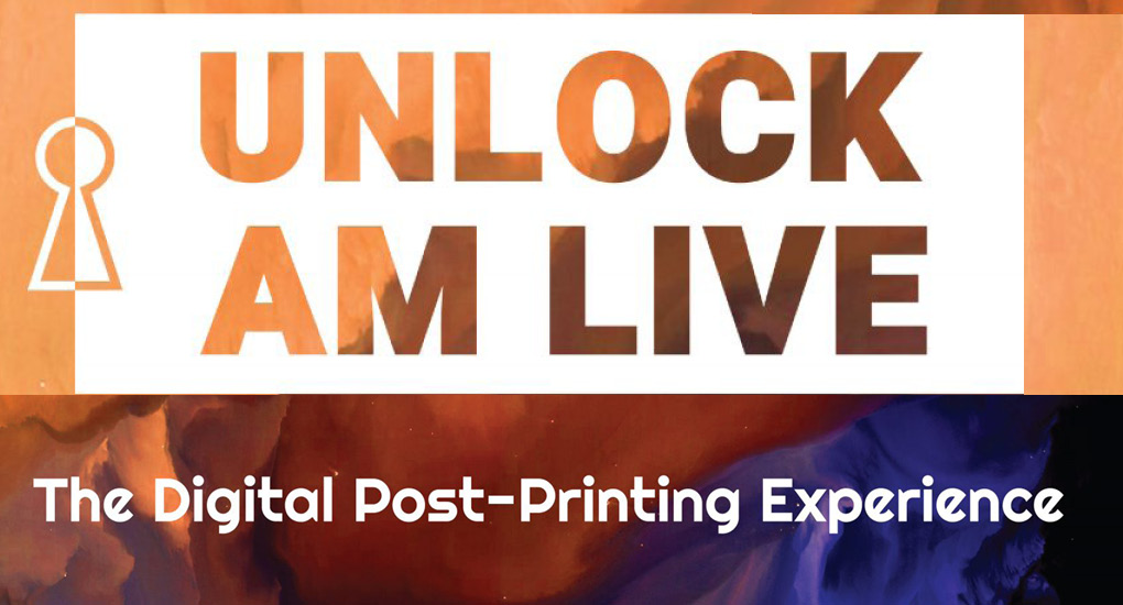PostProcess Unlock AM Live Digital Post-Printing Experience
