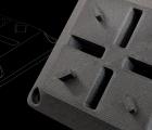 MakerBot Carbon Fiber Positioning Jig