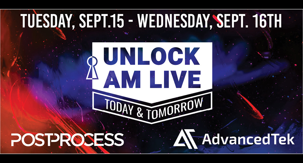 PPT Unlock AM Live Sep 2020