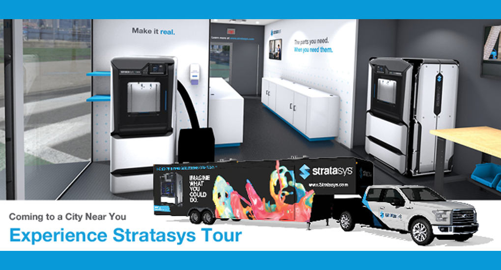 Experience Stratasys Tour Milwaukee Locations