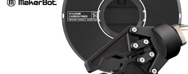 MakerBot Nylon 12 CF Announcement