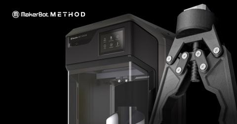 MakerBot Nylon 12 Carbon Fiber end effector