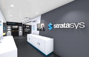 Stratasys Mobile Showroom - rendered inside view 1