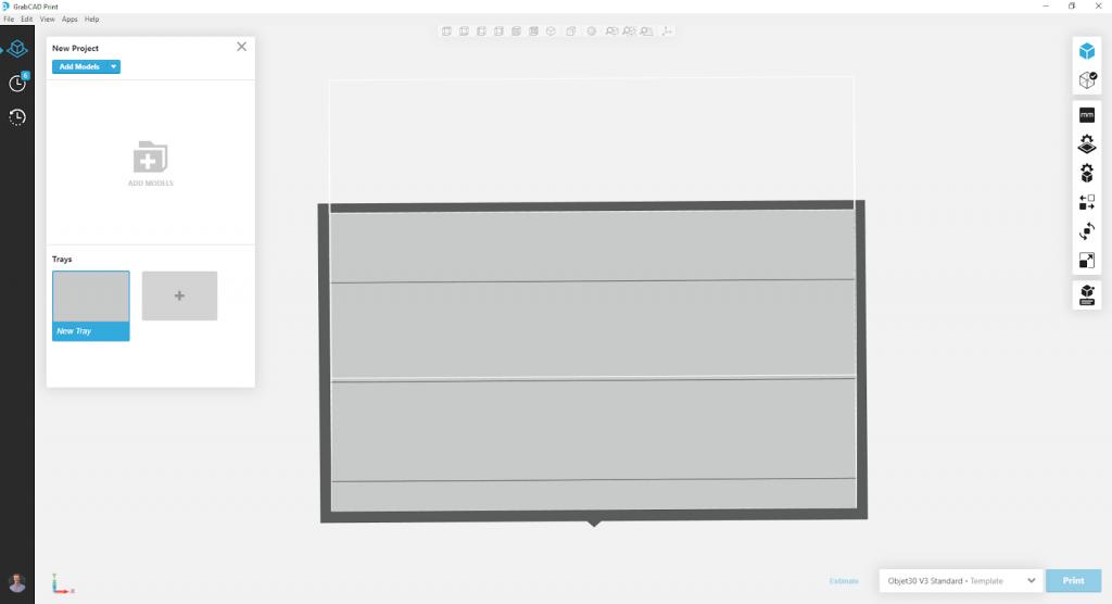 GrabCAD Print with Objet30 V3