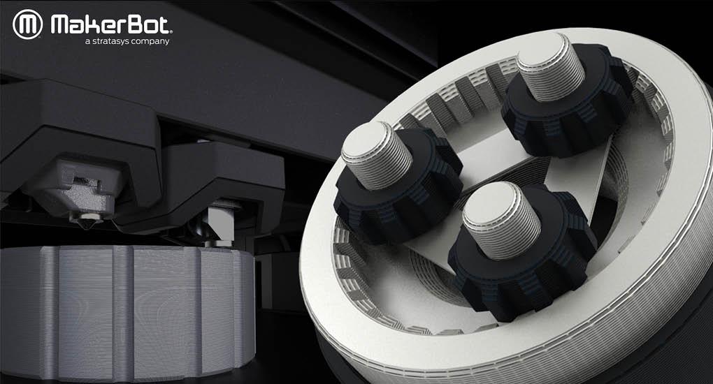 MakerBot Metal LABS Material for METHOD 3D Printers
