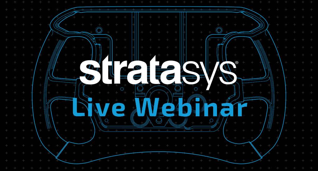 Live Stratasys Webinar
