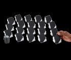 Textured Armrest End-Use Part - ABS-M30