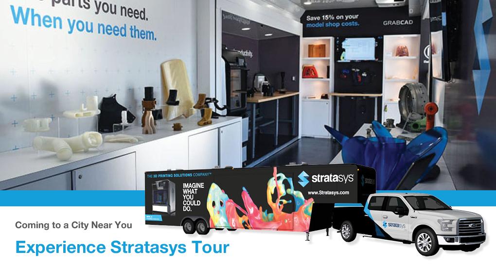 Experience Stratasys Tour