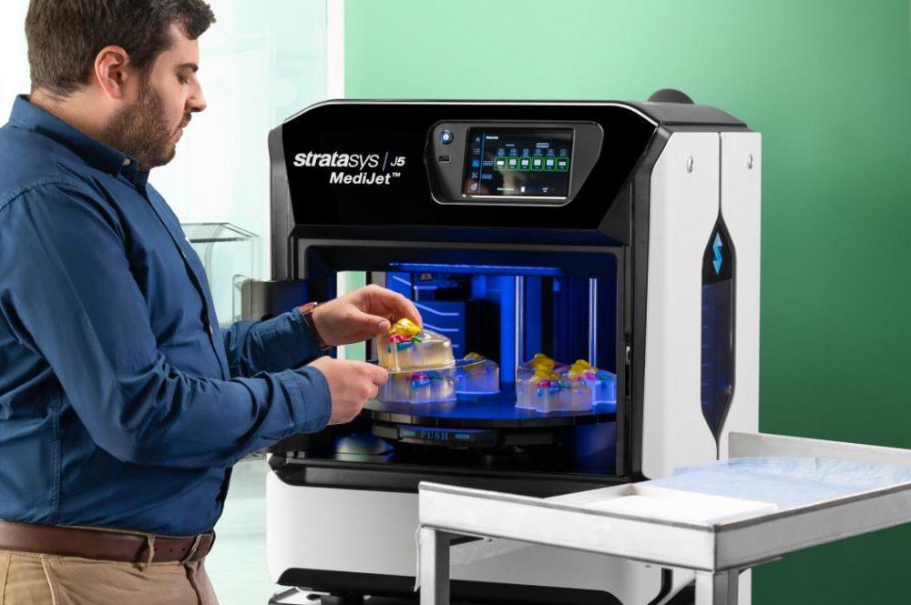 J5 MediJet Kidney Model and Printer