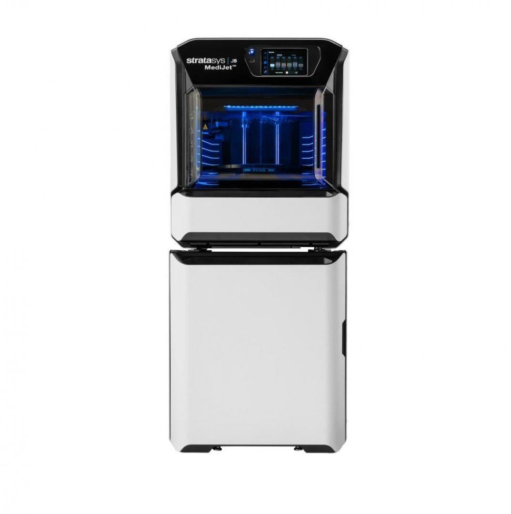 Stratasys J5 MediJet 3D Printer