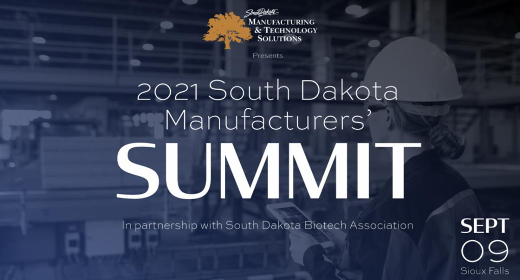 South Dakota Manufacturers' Day Summit 2021