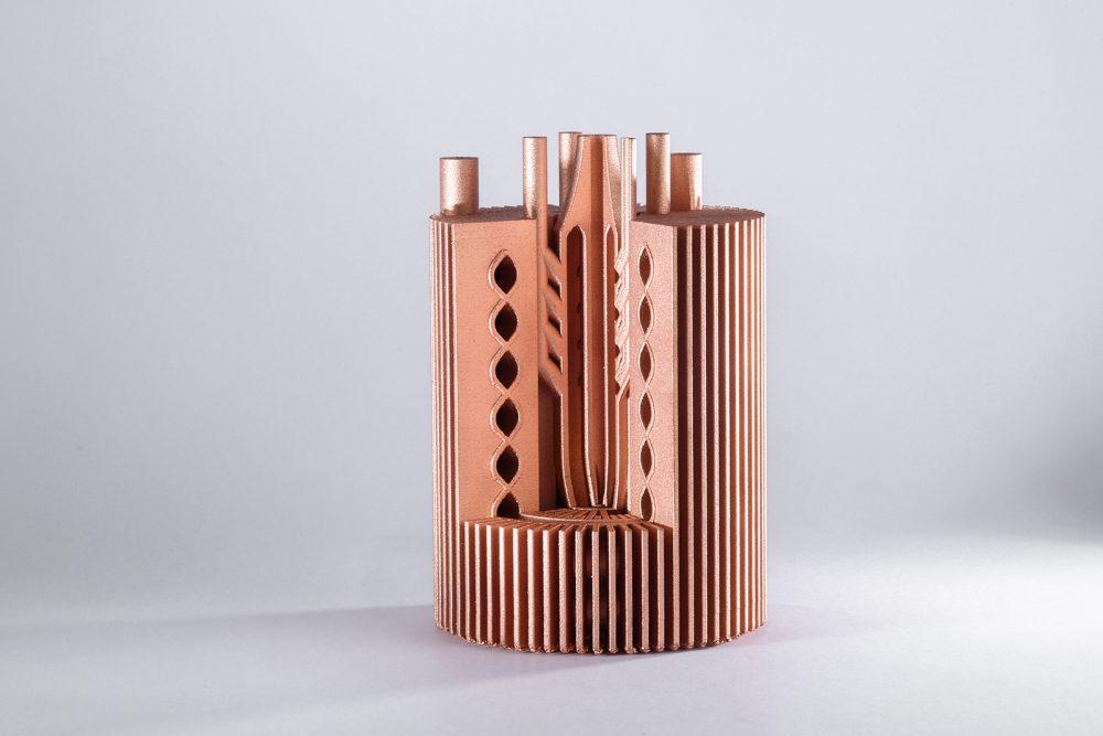 Inductor EOS Copper CuCP AMCM M 290 1kW