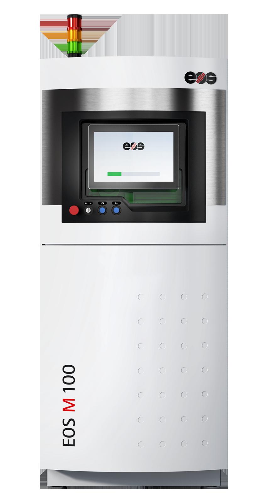 EOS M 100 Metal 3D Printer
