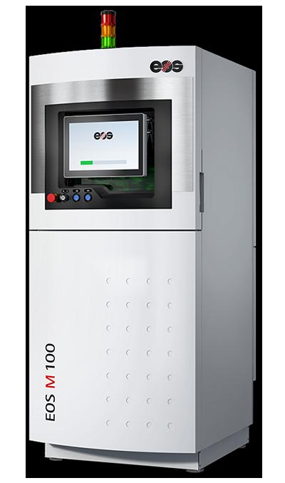 EOS M 100 Metal 3D Printer - Right view