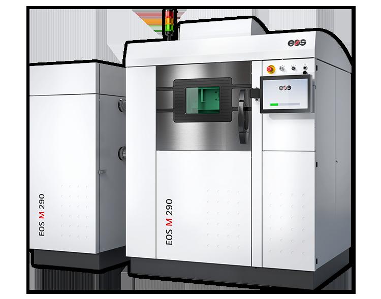 EOS M 290 Metal 3D Printer